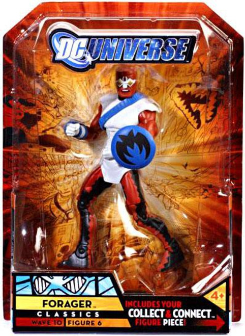 DC Universe Classics Wave 10 Forager Exclusive Action Figure #6