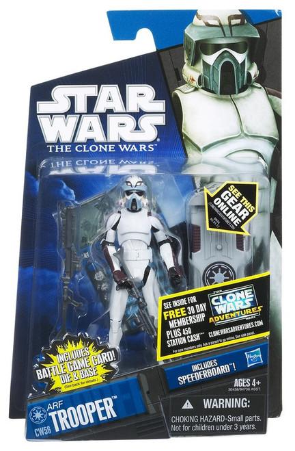 Star Wars The Clone Wars 2011 ARF Trooper Action Figure CW56 [Kamino]