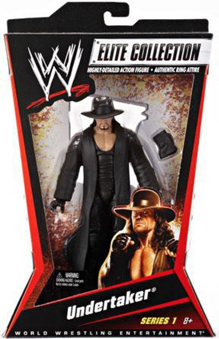 WWE Wrestling Elite Collection Undertaker Action Figure