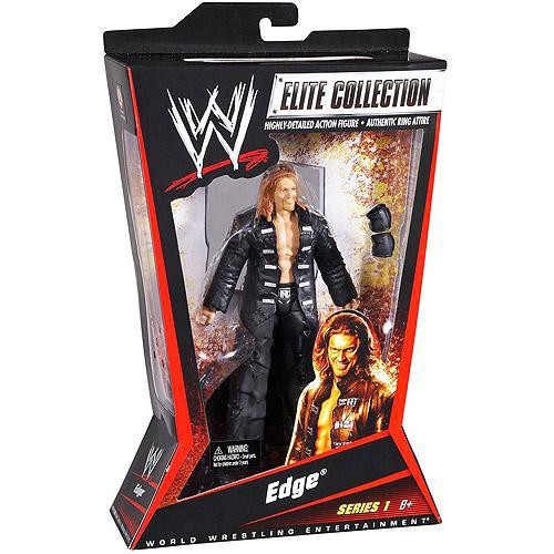 WWE Wrestling Elite Collection Edge Action Figure