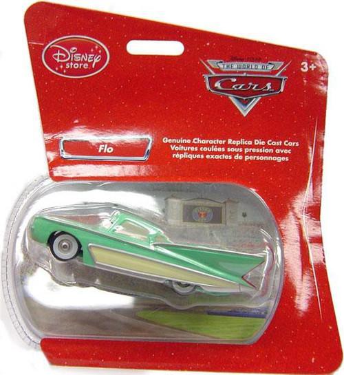 Disney / Pixar Cars 1:48 Single Packs Flo Exclusive Diecast Car