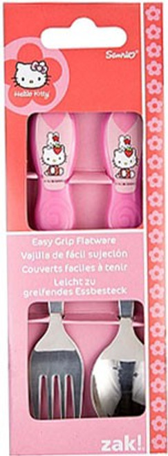 Hello Kitty Easy Grip Flatware