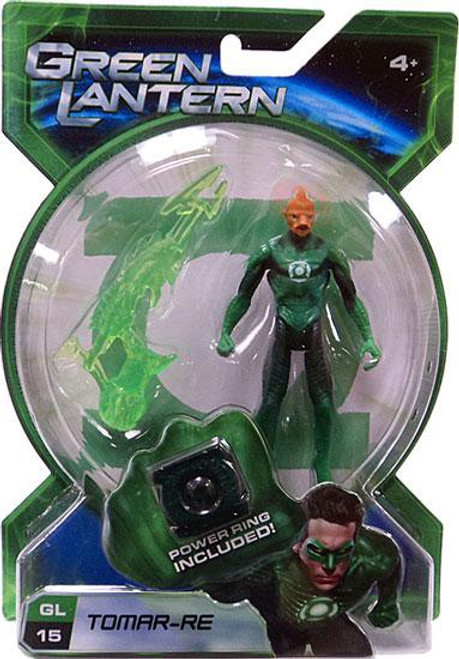 Green Lantern Movie Tomar-Re Action Figure GL15