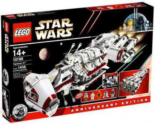 LEGO Star Wars A New Hope Tantive IV Exclusive Set #10198