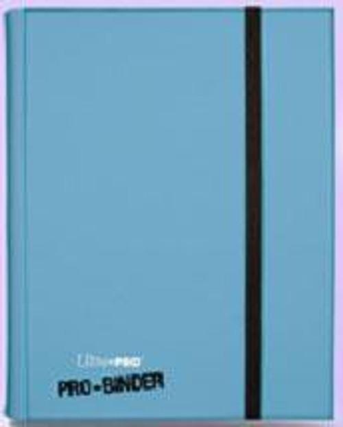 Ultra Pro Card Supplies Pro-Binder Light Blue 9-Pocket Binder
