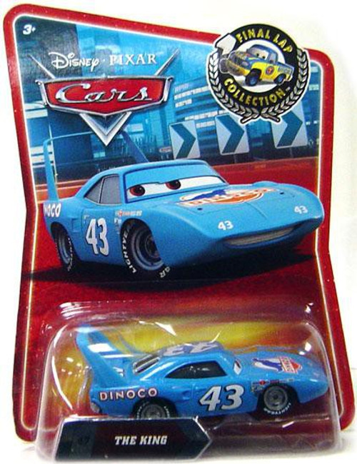 Disney / Pixar Cars Final Lap Collection The King Exclusive Diecast Car