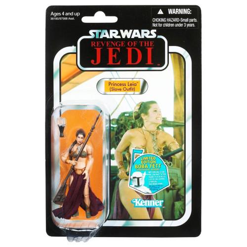 Star Wars Return of the Jedi 2011 Vintage Collection Princess Leia Action Figure #64 [Jabba's Slave]