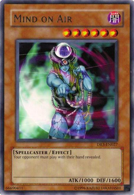 YuGiOh Dark Revelation 3 Rare Mind on Air DR3-EN027