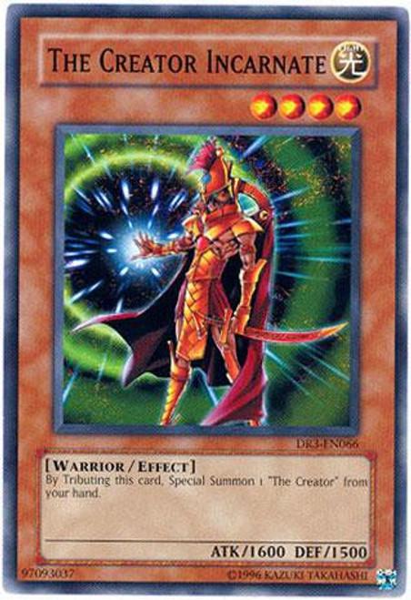 YuGiOh Dark Revelation 3 Common The Creator Incarnate DR3-EN066