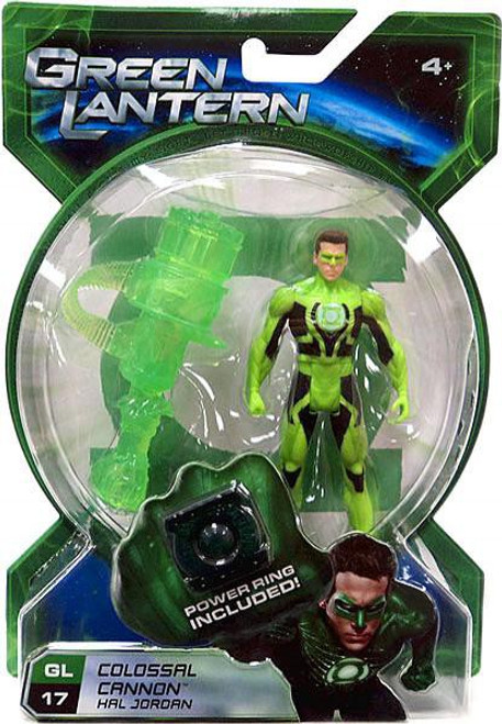 Green Lantern Movie Hal Jordan Action Figure GL17 [Colossal Cannon]