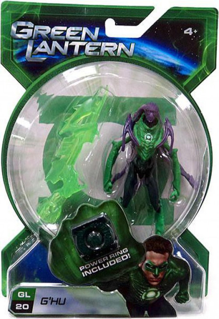 Green Lantern Movie G'Hu Action Figure GL20