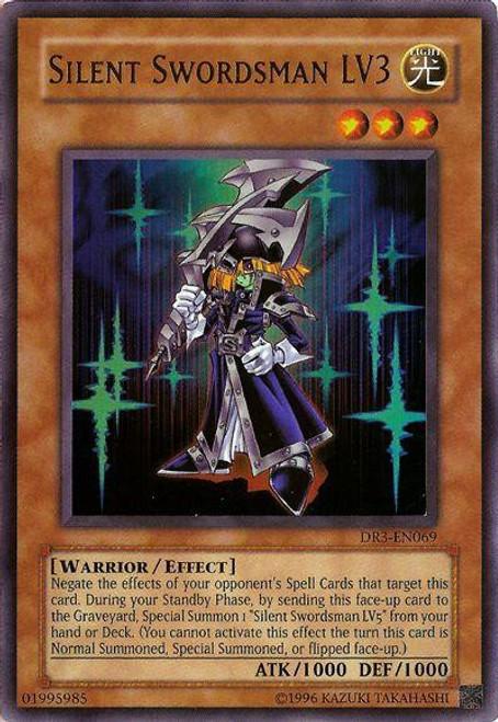YuGiOh Dark Revelation 3 Ultra Rare Silent Swordsman LV3 DR3-EN069