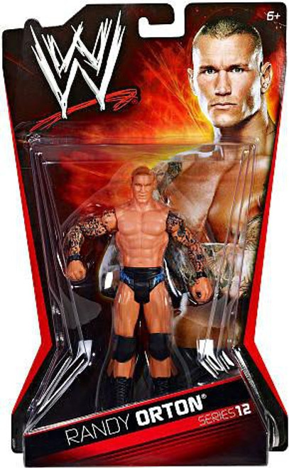 WWE Wrestling Series 12 Randy Orton Action Figure