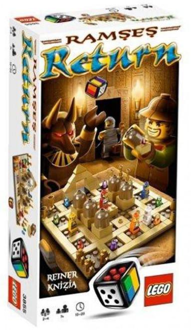 LEGO Games Ramses Return Board Game #3855