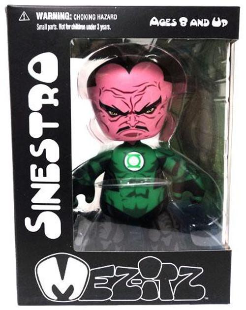 Green Lantern Mez-Itz Sinestro 6-Inch Vinyl Figure