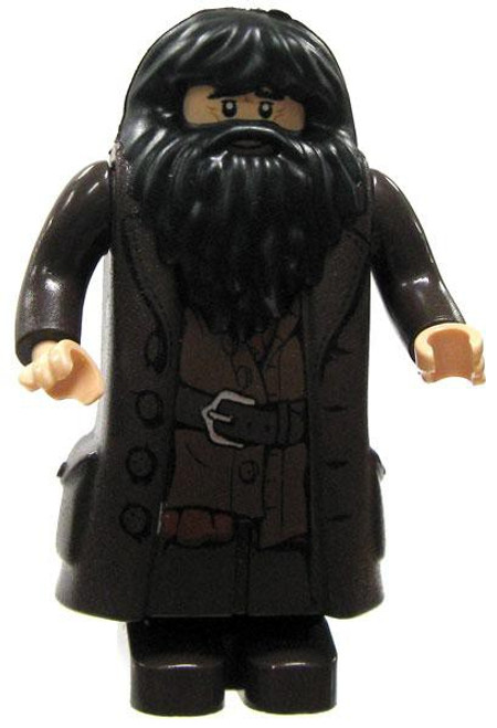 LEGO Harry Potter Hagrid Minifigure #1 [Version 2 Loose]