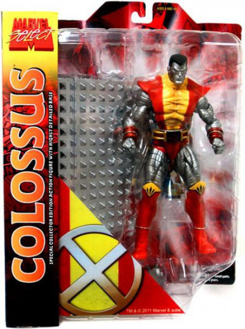 X-Men Marvel Select Colossus Action Figure
