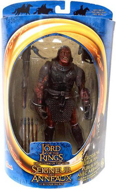 The Lord of the Rings The Return of the King Uruk-Hai Action Figure [Crossbow]