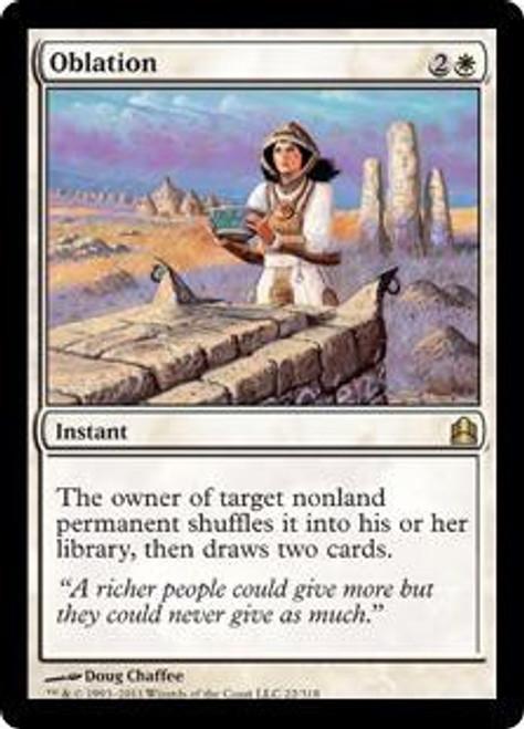 MtG Commander Rare Oblation #22