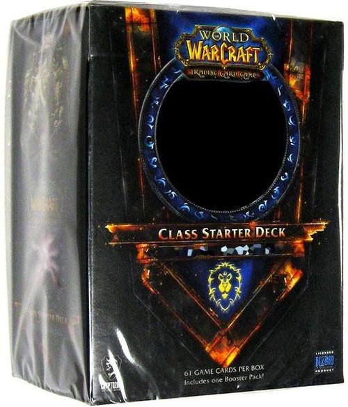 World of Warcraft Trading Card Game Fall 2011 Worgen Rogue Class Starter Deck [Alliance]