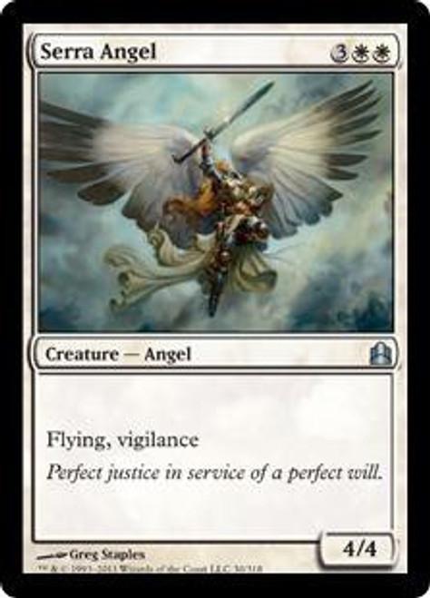 MtG Commander Uncommon Serra Angel #30
