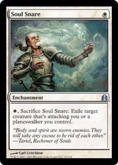 MtG Commander Uncommon Soul Snare #32