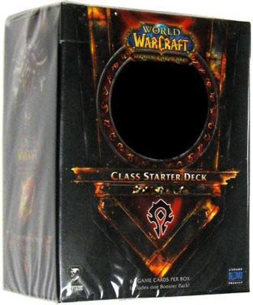 World of Warcraft Trading Card Game Fall 2011 Tauren Druid Class Starter Deck [Horde]