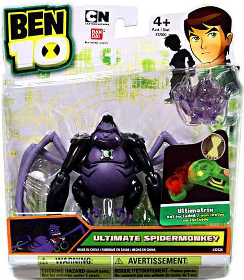 Ben 10 Ultimate Spidermonkey Action Figure