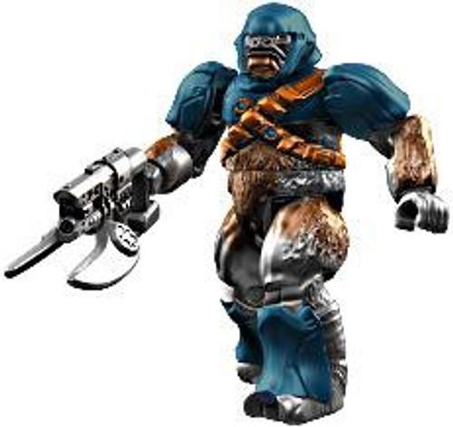 Mega Bloks Halo Brute Minifigure [Blue Loose]