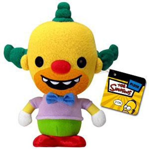 Funko The Simpsons Krusty the Clown 5-Inch Plushie