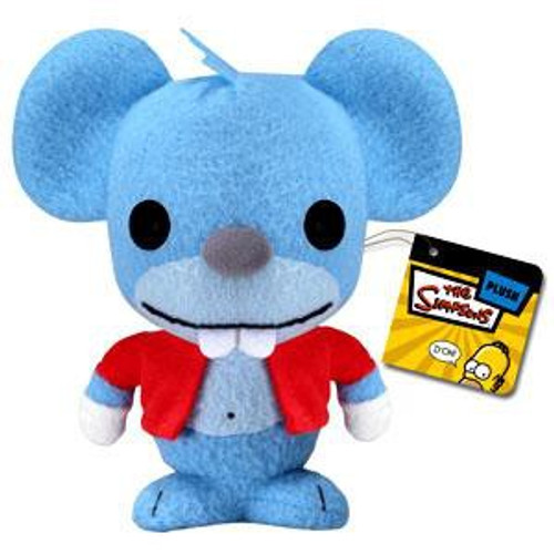 Funko The Simpsons Itchy the Mouse 5-Inch Plushie