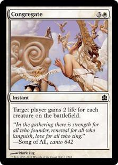 MtG Commander Common Congregate #11