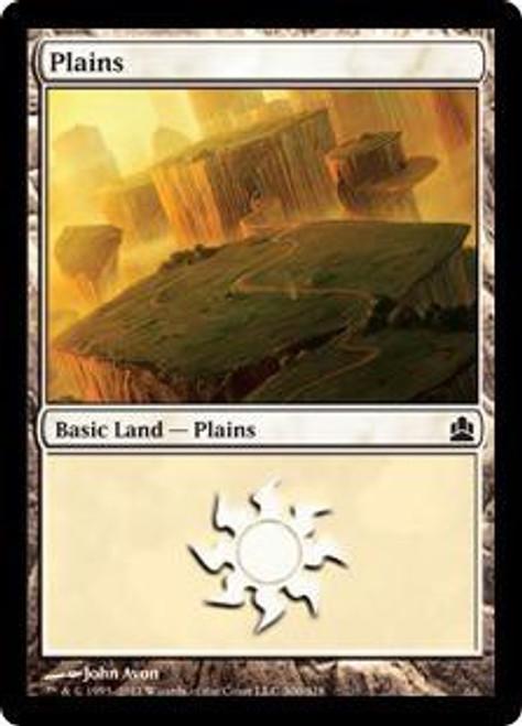 MtG Commander Land Plains #299