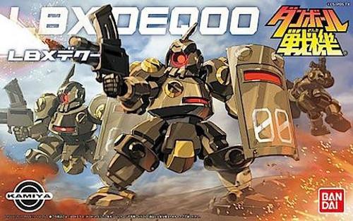 Danball Senkei Little Battlers eXperience Deqoo Model Kit LBX-002 [Normal Type]