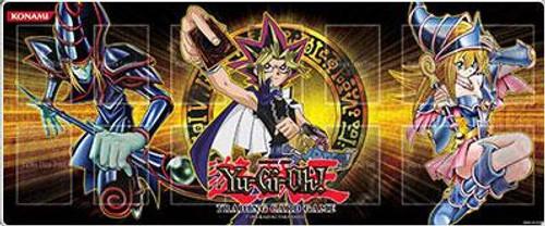 YuGiOh Gold Series 4 2011 Gold #1 Play Mat #1
