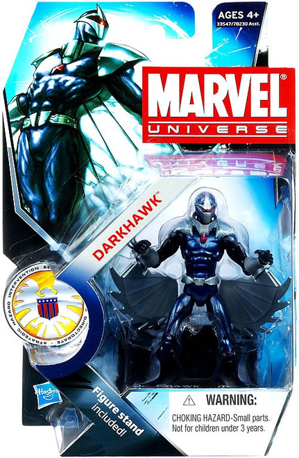 Marvel Universe Series 15 Darkhawk Action Figure #18
