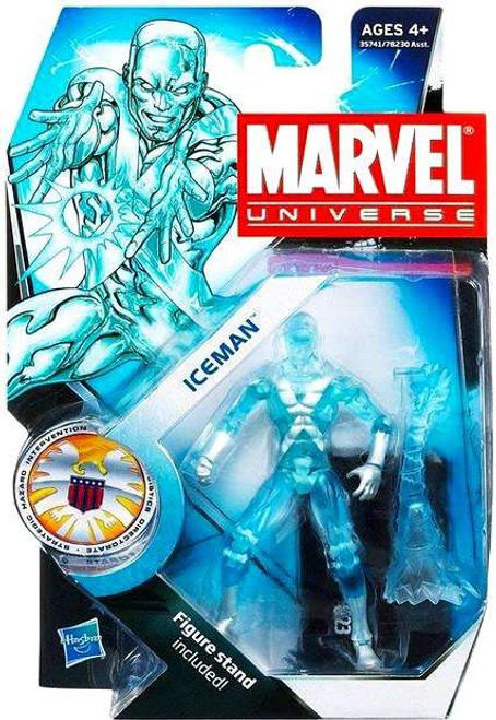 Marvel Universe Series 16 Iceman Action Figure #23