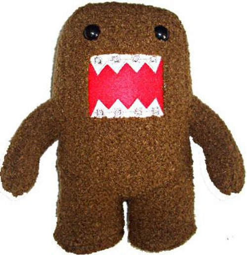 Domo with Braces 6.5-Inch Plush Figure