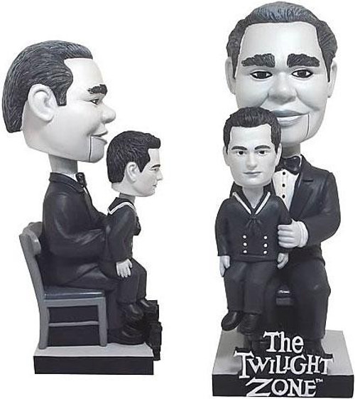 The Twilight Zone Willie & Jerry Bobble Head