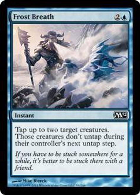 MtG 2012 Core Set Common Frost Breath #54