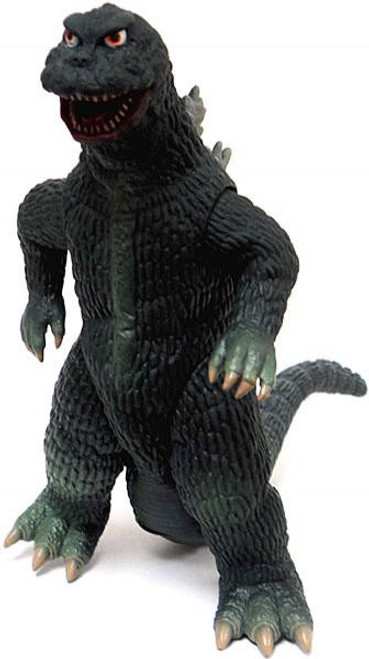 Godzilla 1965 50th Anniversary Memorialbox Godzilla Vinyl Figure [Invasion of the Astro-Monster]
