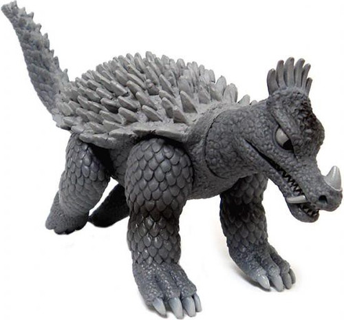 Godzilla 50th Anniversary Memorialbox Anguirus Vinyl Figure [Monochrome Version]
