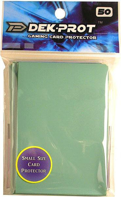 Card Supplies Gaming Card Protectors Cactus Green Small Card Sleeves [50 Count]
