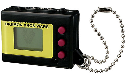 Digimon Japanese Xros Wars DarkKnightmon Virtual Pet [Black]