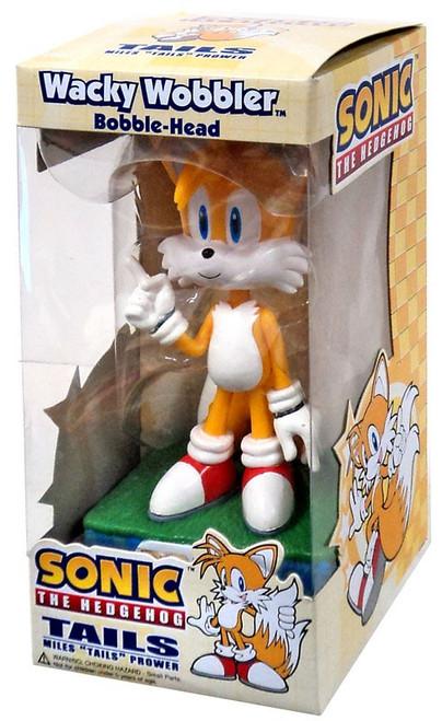 Funko Sonic The Hedgehog Wacky Wobbler Tails Bobble Head