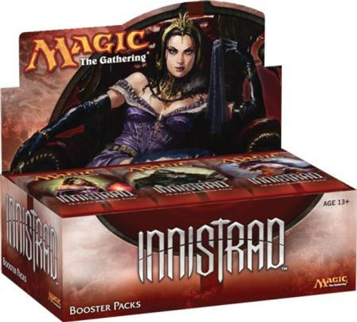 MtG Trading Card Game Innistrad Booster Box [36 Packs]