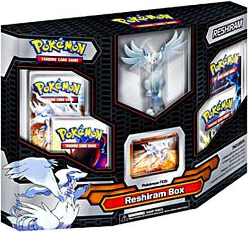 Pokemon Trading Card Game Black & White Emerging Powers Reshiram Box [4 Booster Packs, Figure & Promo Card!]