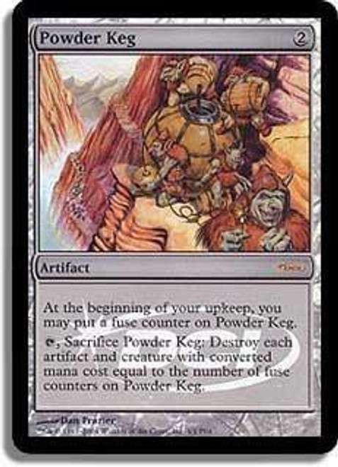 MtG Assorted Promo Cards Promo Powder Keg [Player Rewards]
