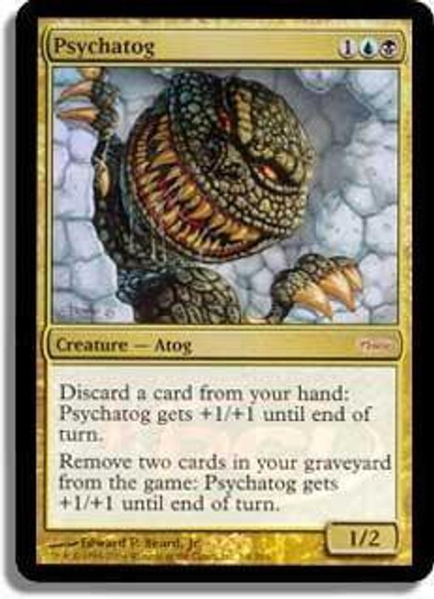 MtG Assorted Promo Cards Promo Psychatog [Player Rewards]