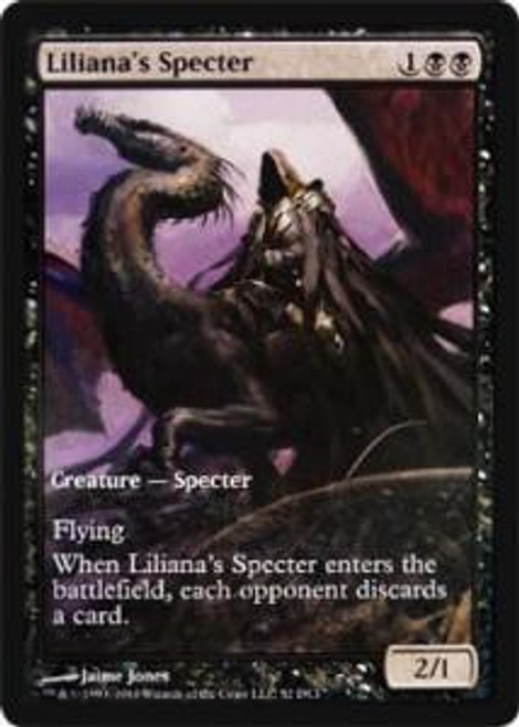 MtG Assorted Promo Cards Promo Liliana's Specter [Magic 2011 Game Day]